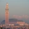 Casablanca: Hassan-II.-Moschee (مسجد الحسن الثاني)
