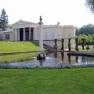 Schloss Charlottenhof im Park Sanssouci in Potsdam