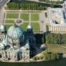 Dom, Lustgarten und das Alte Museum in Berlin