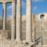 Amphitheater in Dougga