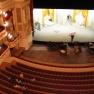 Proben auf der Bühne