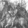 Albrecht Dürer: Ritter, Tod und Teufel (Der Reuther)