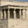 Carayatids of the Erechtheion