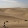 Gobi Desert stretches into Inner Mongolia, China
