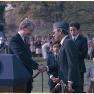 Jimmy Carter und König Hassan II (14 November 1978)