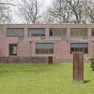 Haus Esters, Krefeld, Vorderansicht