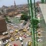 Traffic chaos in Khartoum