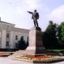 Lenin in Brest (Belarus)