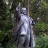 Lenin in Grūtos (Litauen)