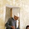 Marokkaner beim Tee