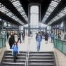 La estación Central de ferrocarriles