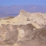 Manly Beacon visto da Zabriske Point Death Valley, California