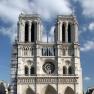 Notre-Dame de Paris as seen from the parvis