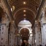 Petersdom (Gang zum Papstaltar)