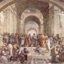 Raffael (Raffaello Sanzio): Die Schule von Athen (1509-1510)