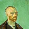 Vincent van Gogh: Selbstporträt, 1888 (gewidmet an Paul Gauguin)