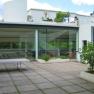 Villa Savoye: Terrasse und Wohnzimmer
