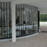 Villa Savoye: Am Eingang
