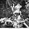 Francisco Goya: Los desastres de la guerra, Platte 30 (Titel: Estragos de la guerra)