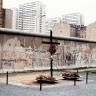 Gedenkstätte an den Opfer der Berliner Mauer, Peter Fechter, Aufnahme 1. Mai 1984.
