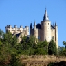 Segovia - Alcazar, desde la Fuencisla