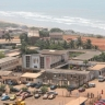 Panorama of Central Accra