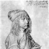 Albrecht Dürer: Selbstbildnis des Dreizehnjährigen
