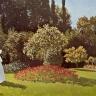 Claude Monet: Frau im Garten (1867)